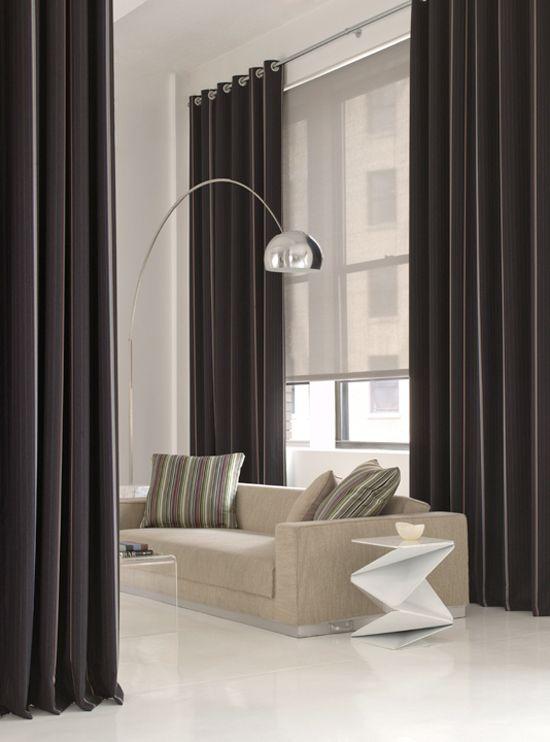 Best Modern Window Treatments Interieur Gordijnen Woonkamer
