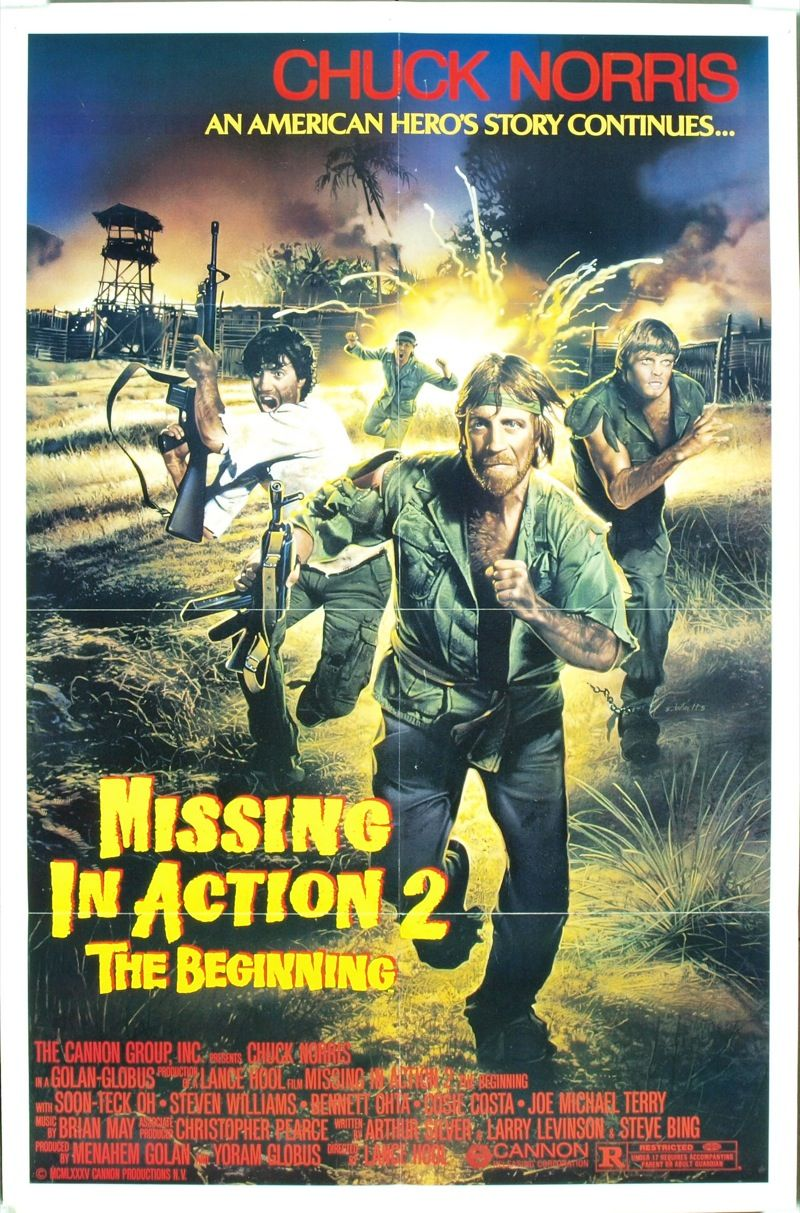 Missing in Action 2 | cool things | Pinterest | Action, Movie and ...