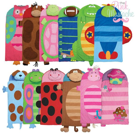 Personalized Nap Mats Stephen Joseph Boutique Blankets
