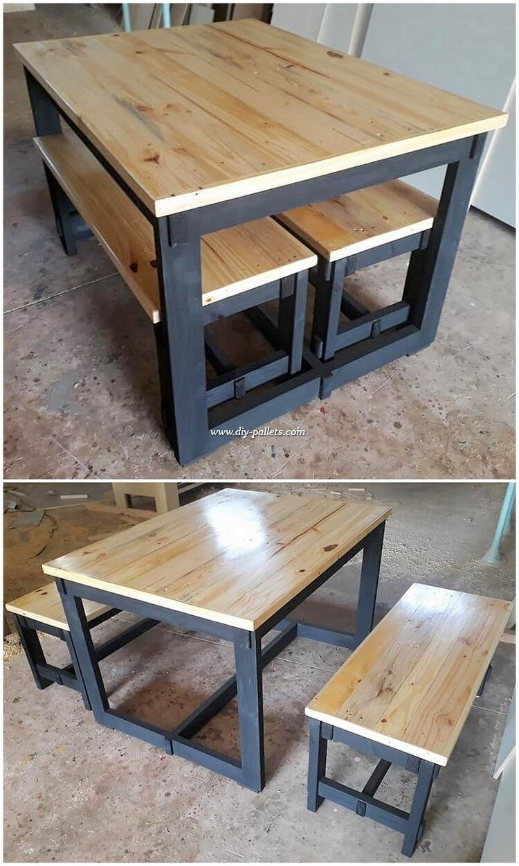 Brilliant Incredible Diy Projects From Recycled Wood Pallets Pallet Download Free Architecture Designs Momecebritishbridgeorg