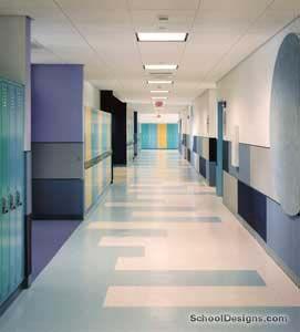 Third-floor corridor | Letovo School | Pinterest | Three ...