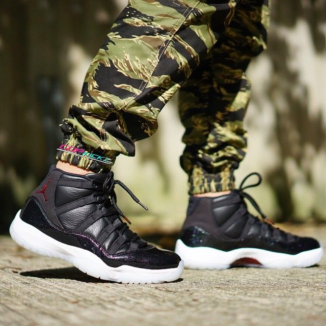 On-Feet Look of the Air Jordan 11 Retro  72-10  - WearTesters ... 9ff9bf636
