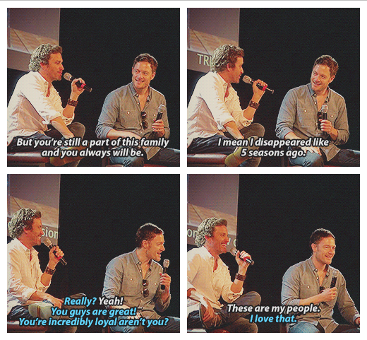 I don't think Tahmoh realizes what he's in for. #JIBcon2014 GIFset
