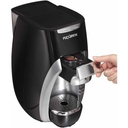 Food Single Serve Coffee Coffee Maker Hamilton Beach