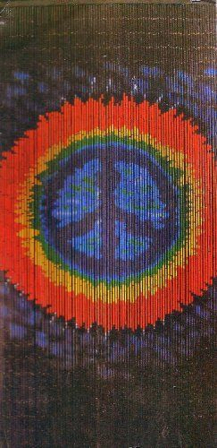 Superieur Tye Dye Peace Sign ~ Door Curtain ~ Gateways 100% Bamboo Beaded Door  Curtains By Glow. $40.21. 3ft. X 6.5ft.. Hand Beaded. 3ftx6.5ft Tie Dye  Peace Sign ...