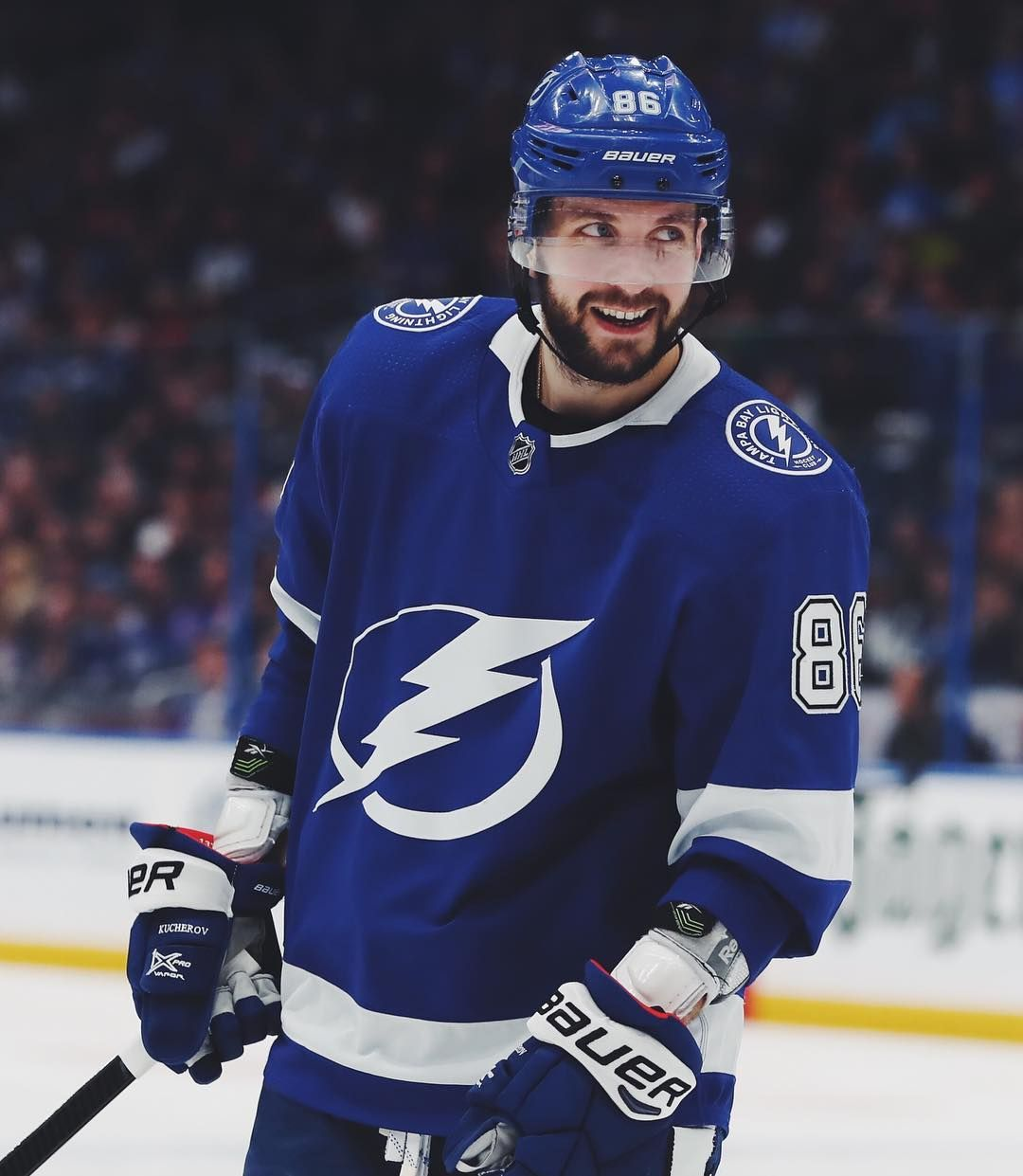 Nikita Kucherov Tampa Bay Lightning Tampa Bay Tampa