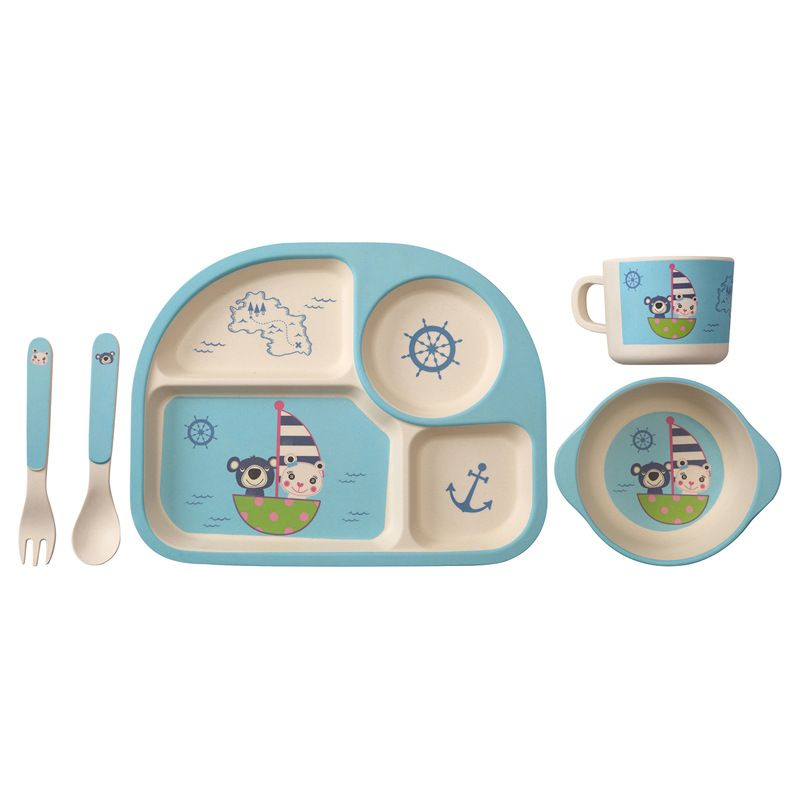 Cheap feeding set Buy Quality childrenu0027s tableware directly from China baby dishes Suppliers Bamboo Fiber Children Tableware / Set Baby Dishes Plate Bowl ...  sc 1 st  Pinterest & Cheap feeding set Buy Quality childrenu0027s tableware directly from ...