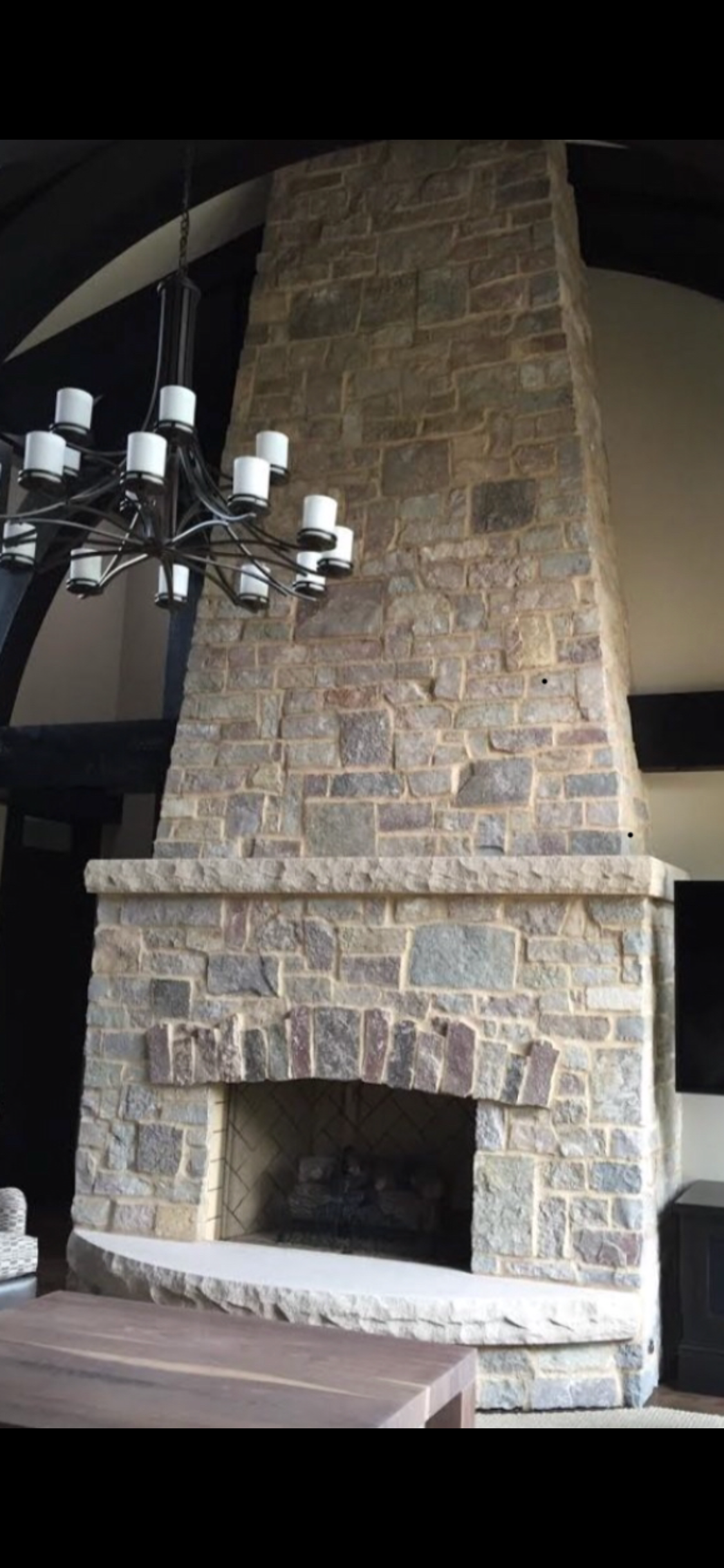 Pin By Tim On Fireplace With Images Fireplace Masonry