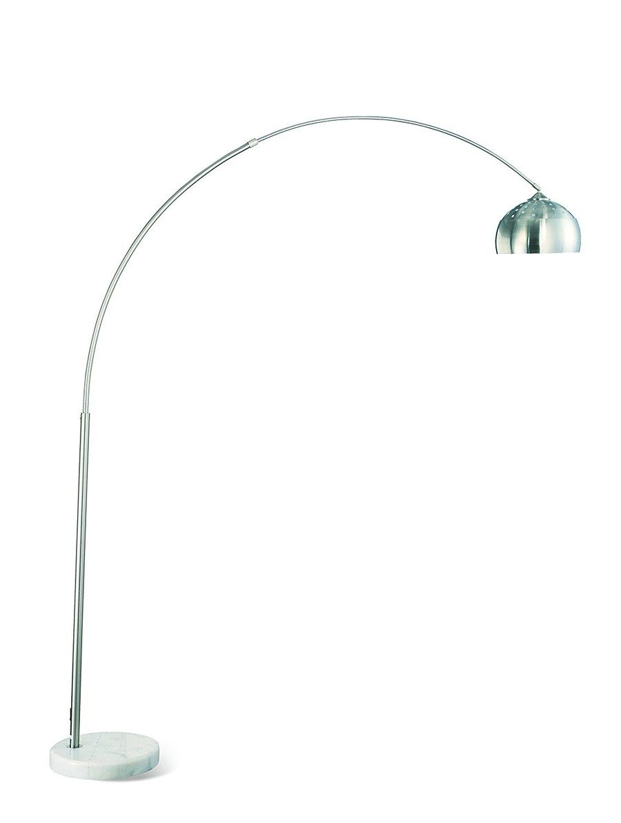 You Need An Arc Floor Lamp For Your Dining Table In 2020 Chrome Floor Lamps Arc Floor Lamps Metal Floor Lamps