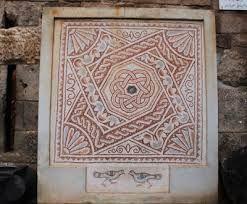 Risultati immagini per mosaici in giordania