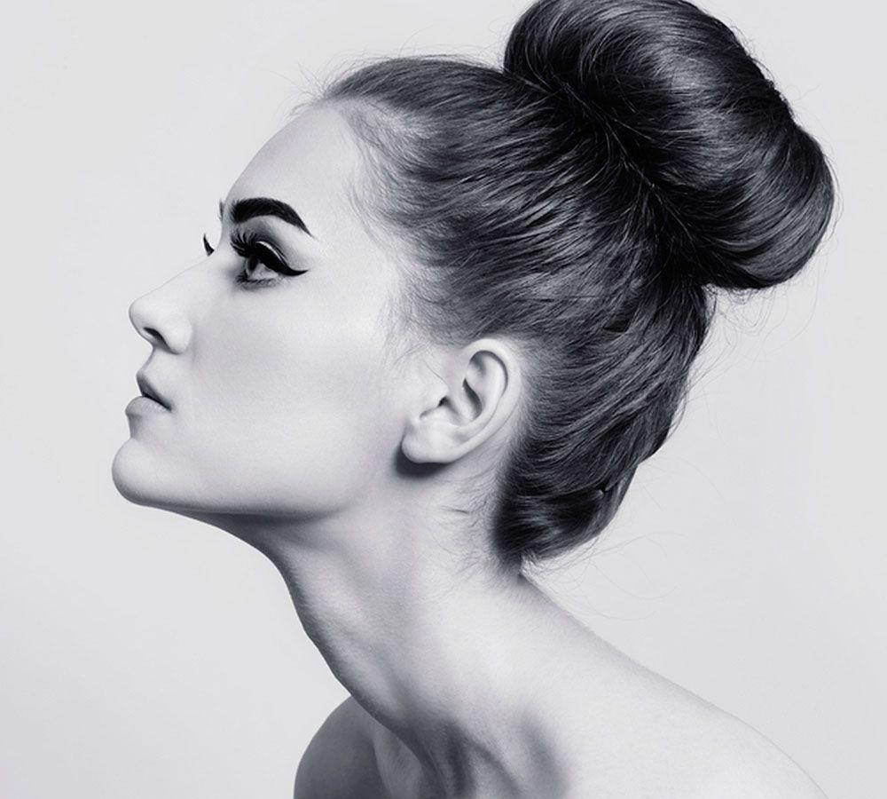 5 ideas muy actuales de recogidos sencillos | Peinados | Pinterest ...