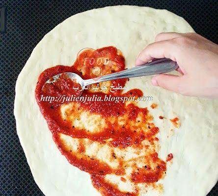 مطبخ جوليا العرب طريقة عمل صلصة بيتزا سهلة ولذيذة Delicious Pizza Pizza Sauce Delicious Pizza Sauce