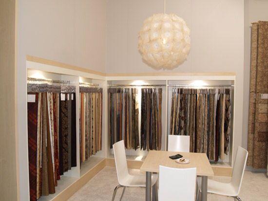 Showroom Curtain Shop Curtains Shop Window Design