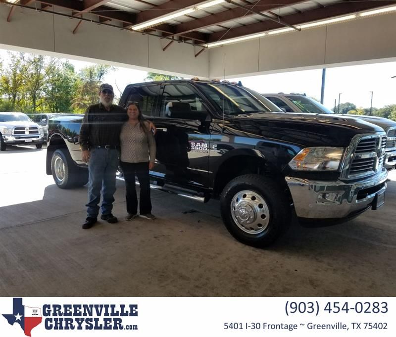 Congratulations James On Your Ram 3500 From Rosa Hernandez At
