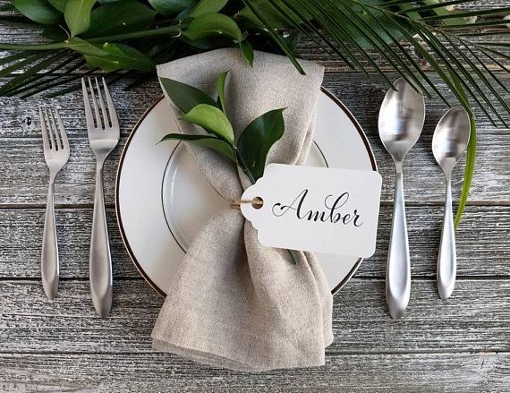Pin On Place Settings