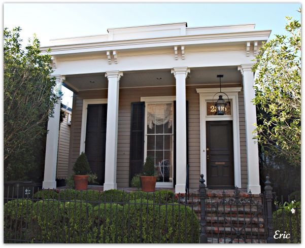 historic+new+orleans+house+plans | Halls Row, Early New Orleans ...