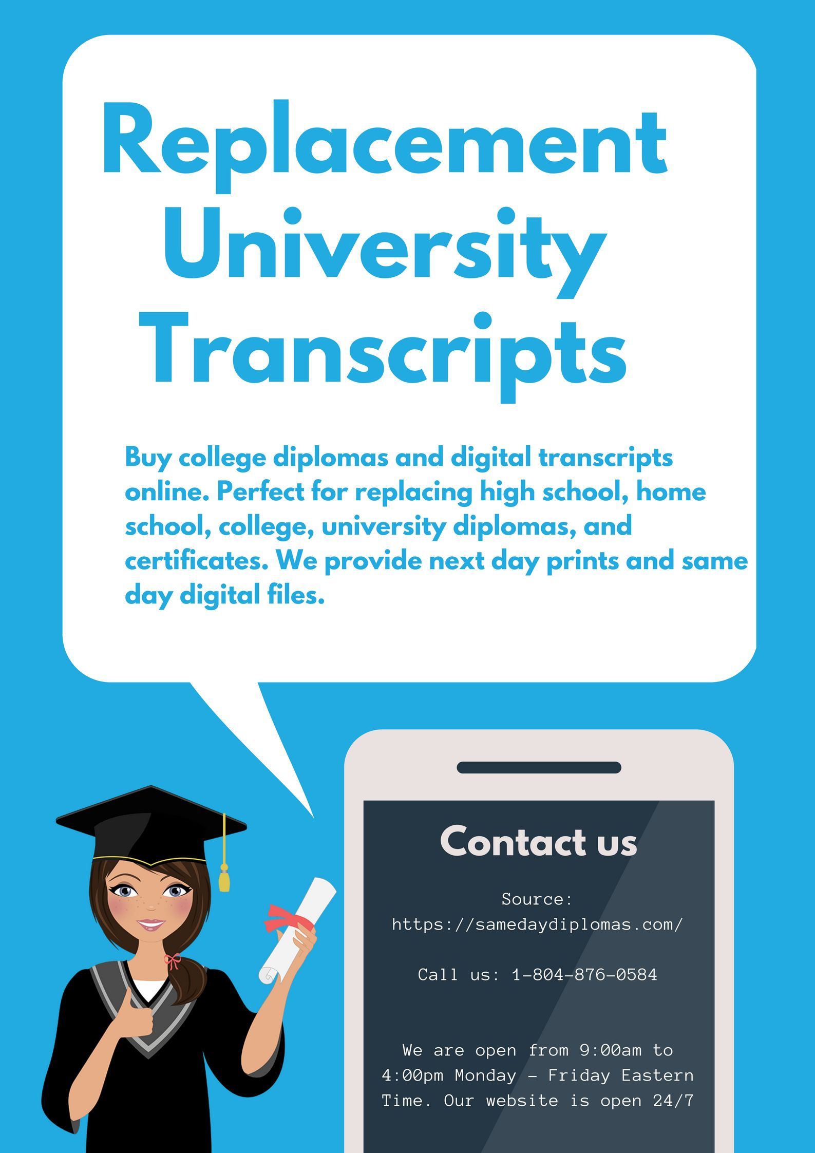 make your own quality replacement diplomas and transcripts we are
