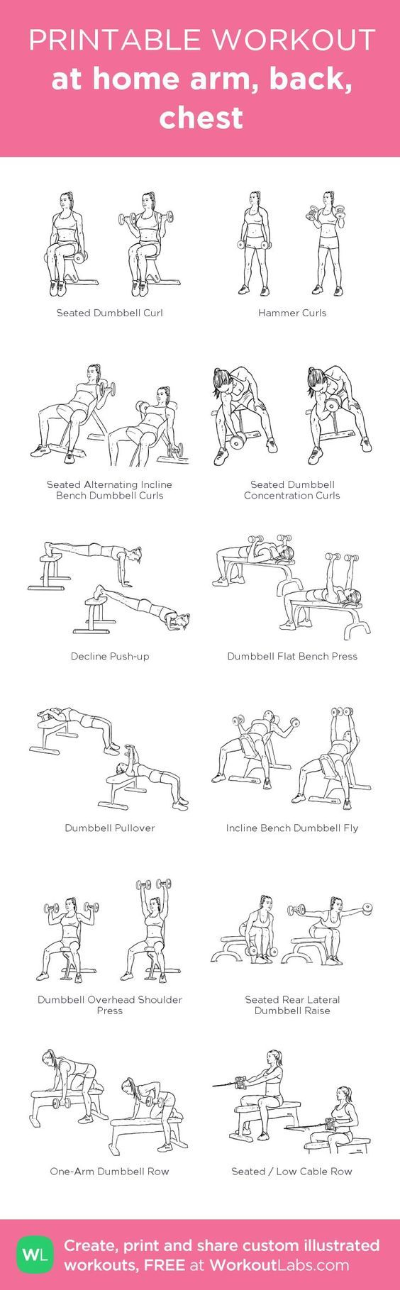 Pin by Melanie Duncan on Health and Exercise | Workout