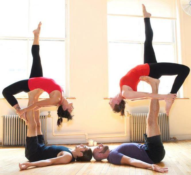 Acro Yoga Acro Yoga Poses Acro Yoga Hatha Yoga Poses
