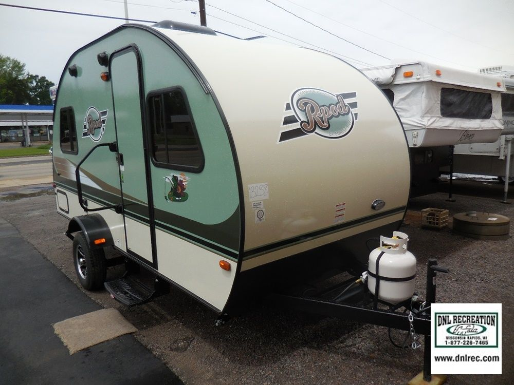 2016 RPod 171 available at DNL Recreation in Wisconsin