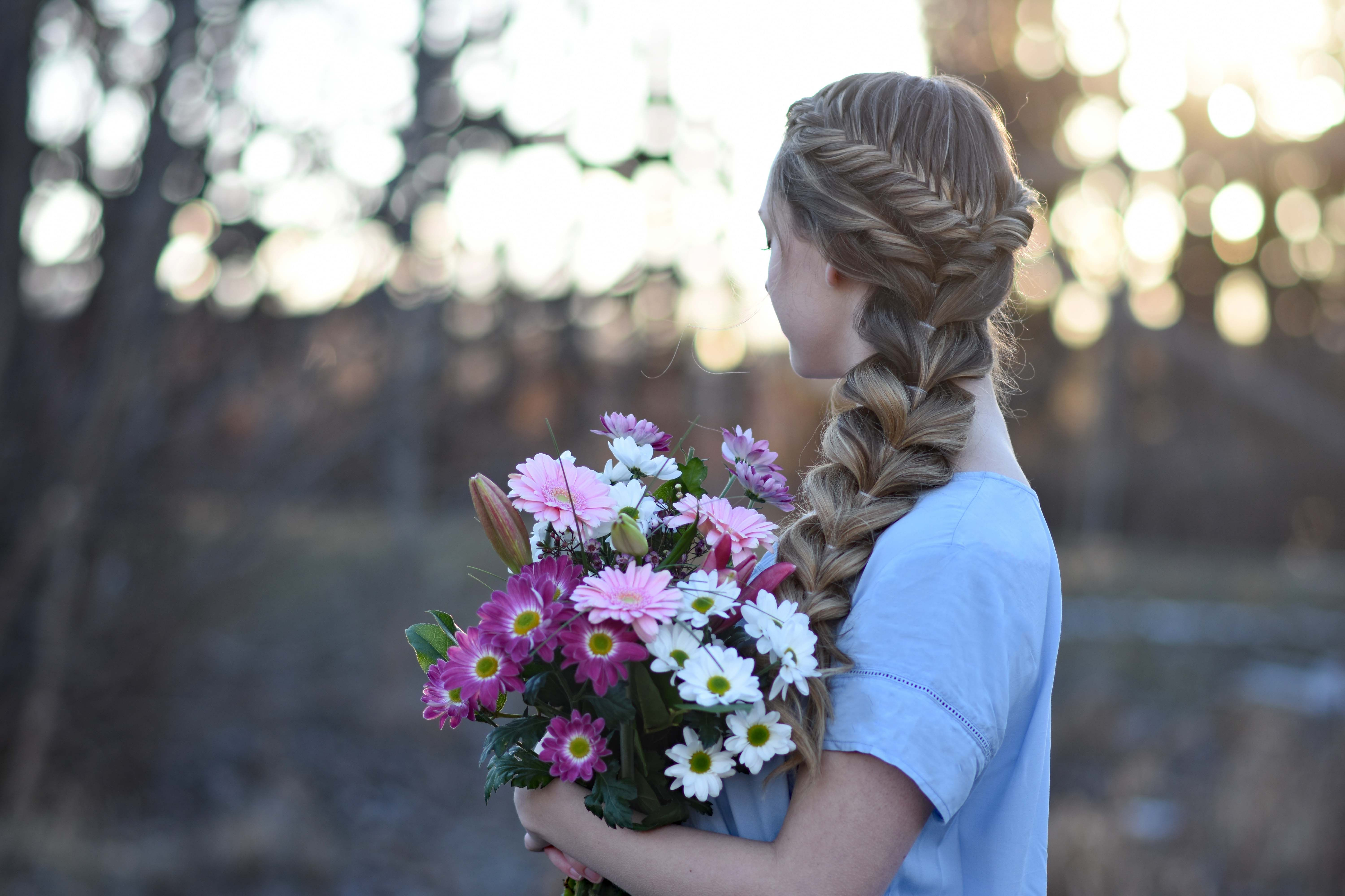 Side pull thru combo hairstyles ideas pinterest twisted braid