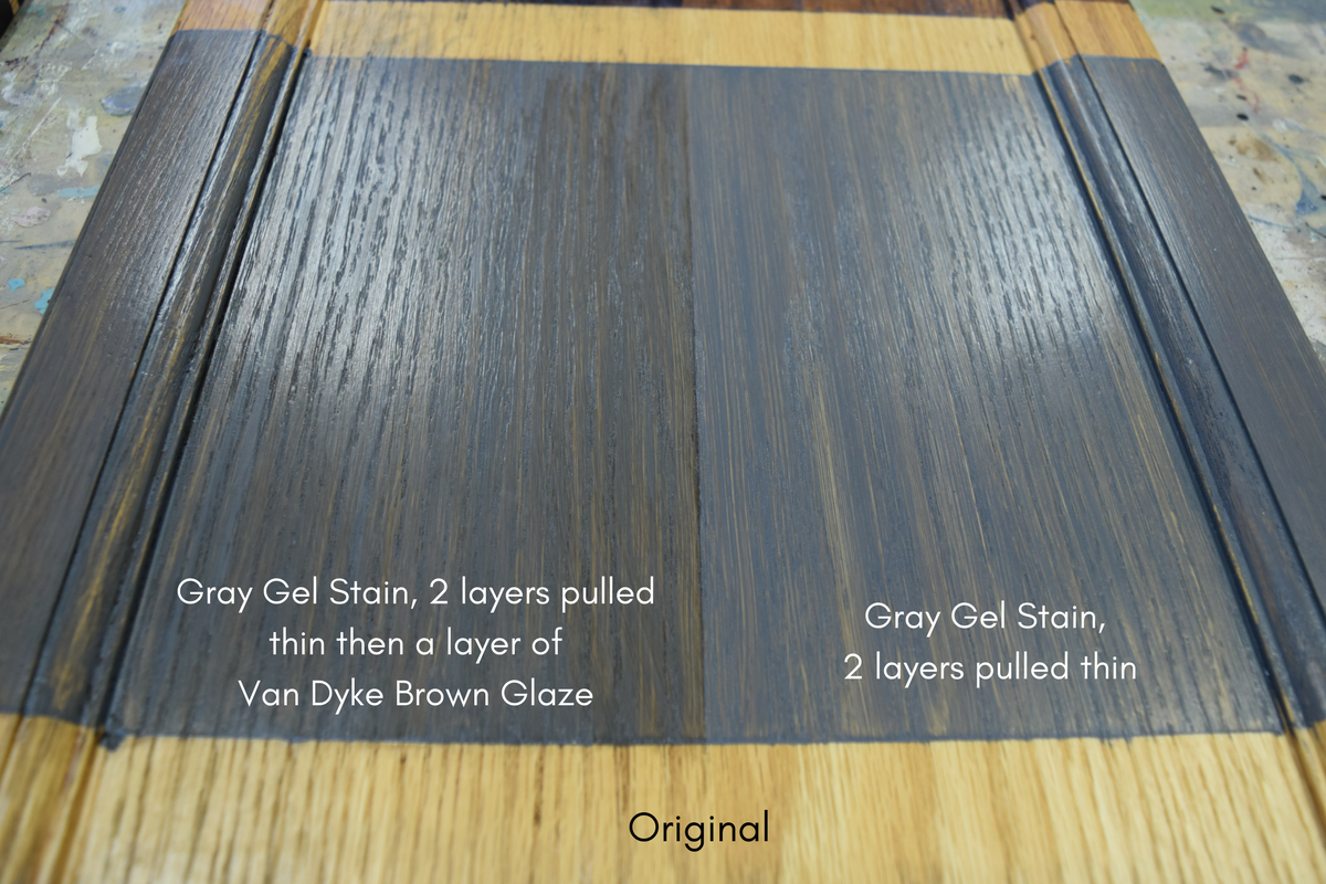 Gel Stains By General Finishes Tips