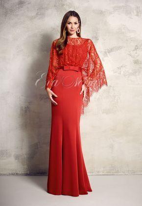 vestido de fiesta y madrina de pepe botella colección 2016 modelo