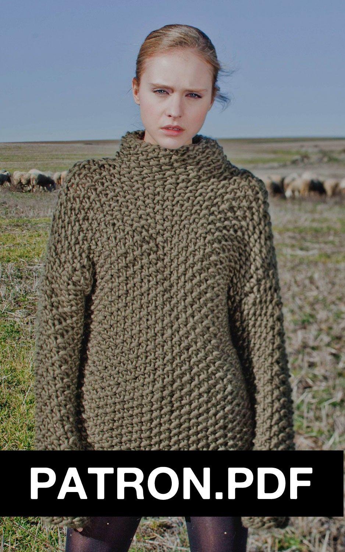 Patron Vertigo Sweater   tejido   Pinterest   Tejido