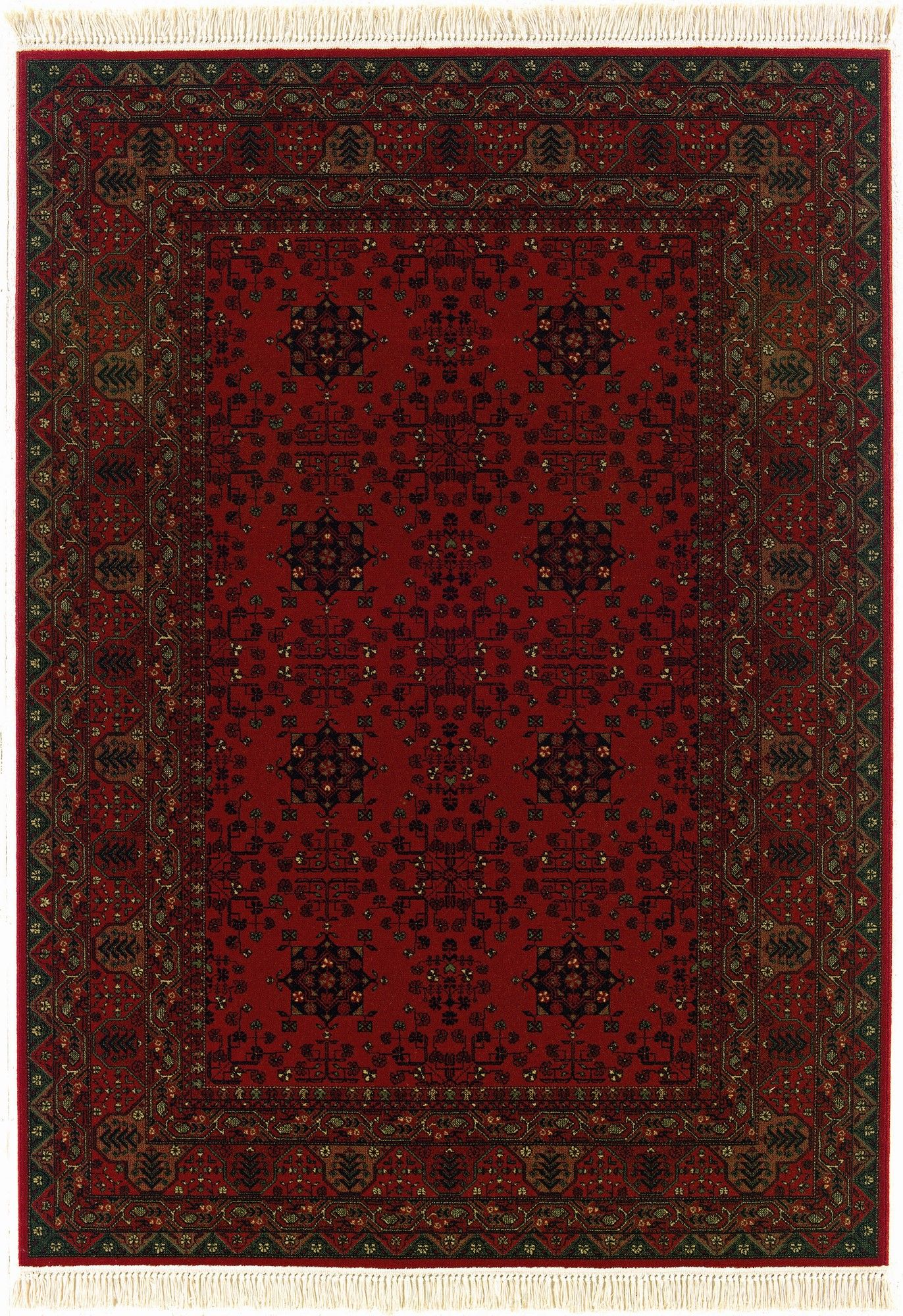 Couristan Kashimar Afghan Nomad Red Rug Reviews Wayfair