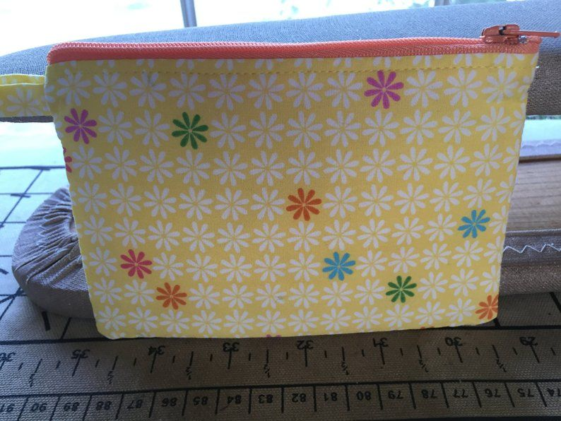 great for back to school zippered coin purse purse store loyalty cards fabric pouch for cards money mother/'s day