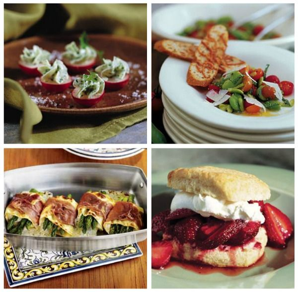 Food Ideas For Dinner Parties Part - 30: Sensational Spring Dinner Party Menu And Recipes!