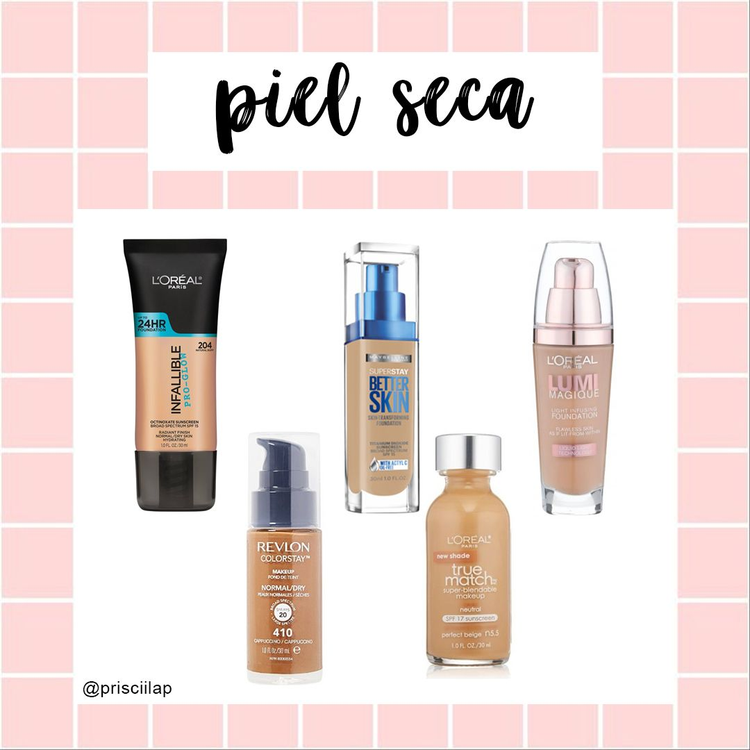 20 Ideas De Bases Pieles Base De Maquillaje Mejor Base De Maquillaje Maquillaje