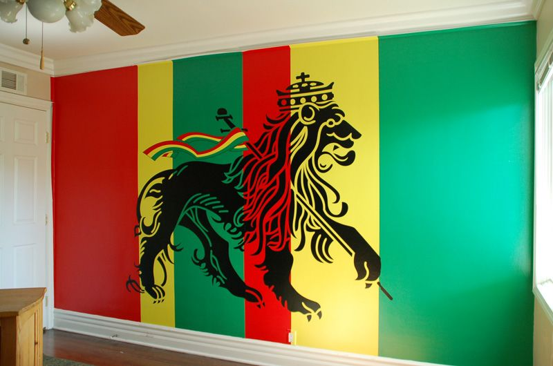 Nice Regal Lion We Made For One Of Our Clients. More About Wall Murals: Part 84