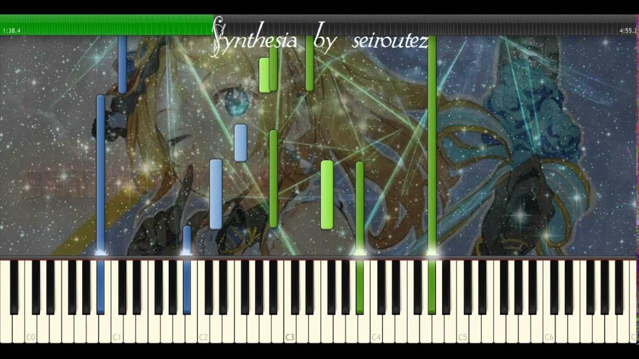 [Synthesia][MIDI][Piano] american2 HarpSound