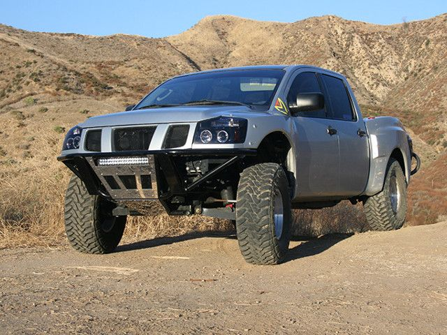 lifted nissan titan 4x4 for sale