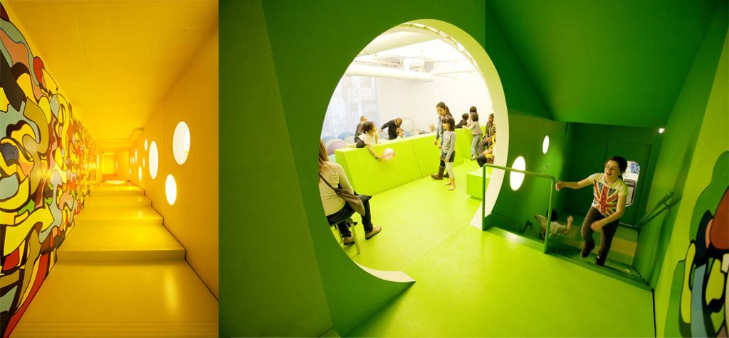 Archkids. Arquitectura para niños. Architecture for kids. Architecture for children.: Espacios expositivos / Museums