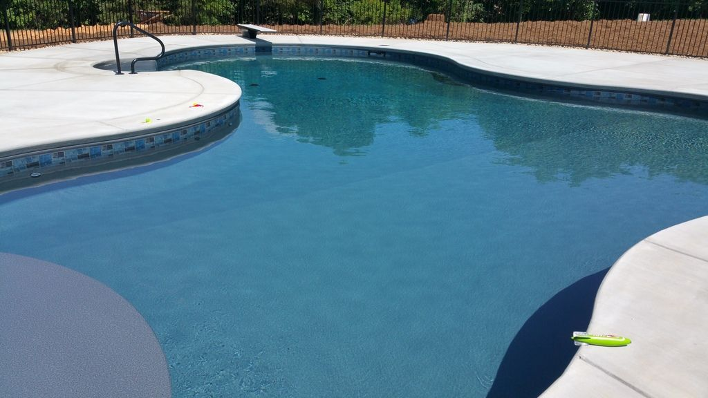 Vinyl Liner Pattern Roundup Project Post Pic Name Of Your Liner Trouble Free Pool In 2020 Pool Liners Vinyl Liners Swimming Pool Decks