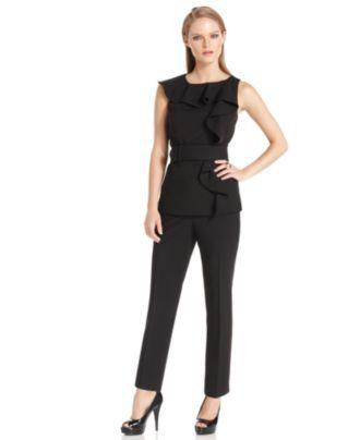 Calvin Klein Suit Separates Collection Womens Suits Suit