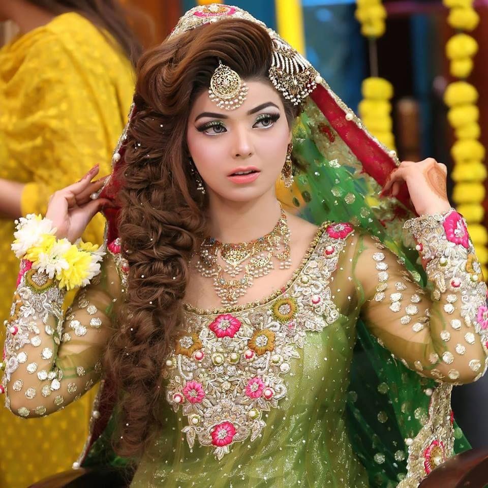 Kashee S Artist Bridal Makeup Beauty Parlour Pakistani Bridal Hairstyles Pakistani Wedding Hairstyles Bridal Makeup