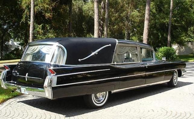 1964 Cadillac Superior Crown Royale Funeral Coach