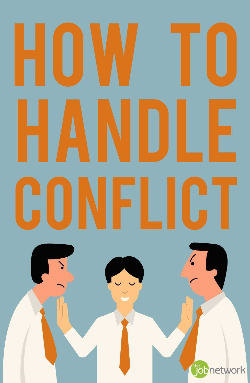 pics How to Handle Group Conflict