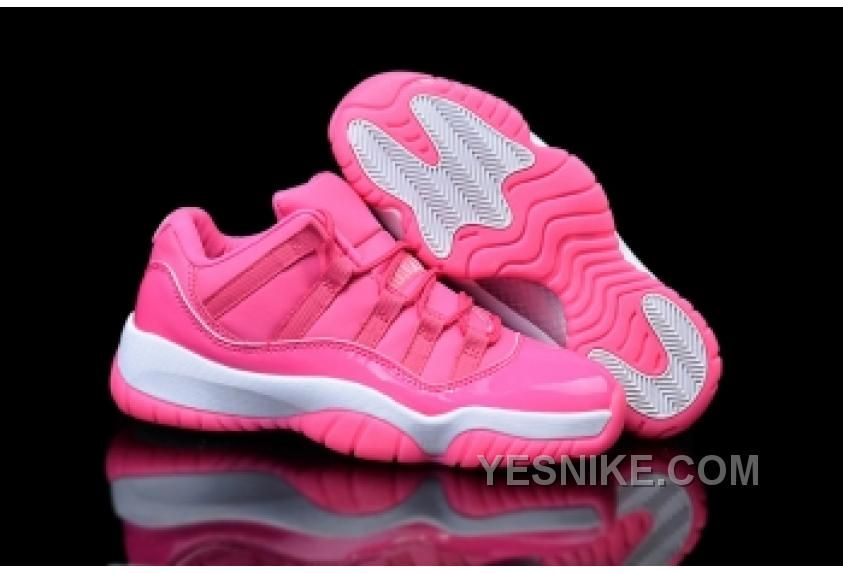 Buy Womens Nike Air Jordan 11 Low Girls Size Pink White For Sale New  Arrival from Reliable Womens Nike Air Jordan 11 Low Girls Size Pink White  For Sale New ...