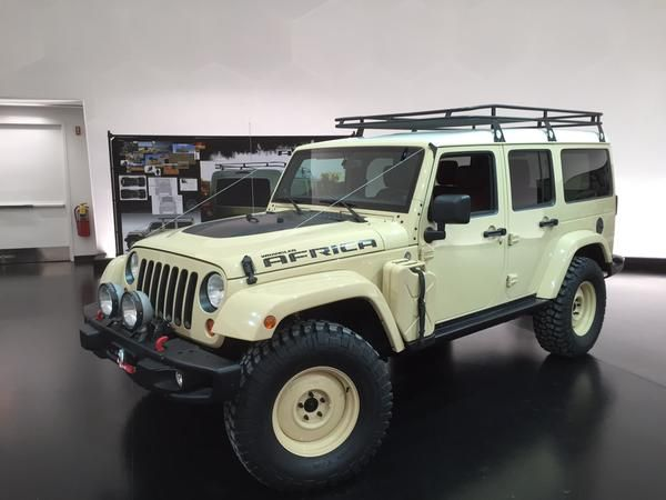 Road Track On Jeep Concept Jeep Jk Jeep