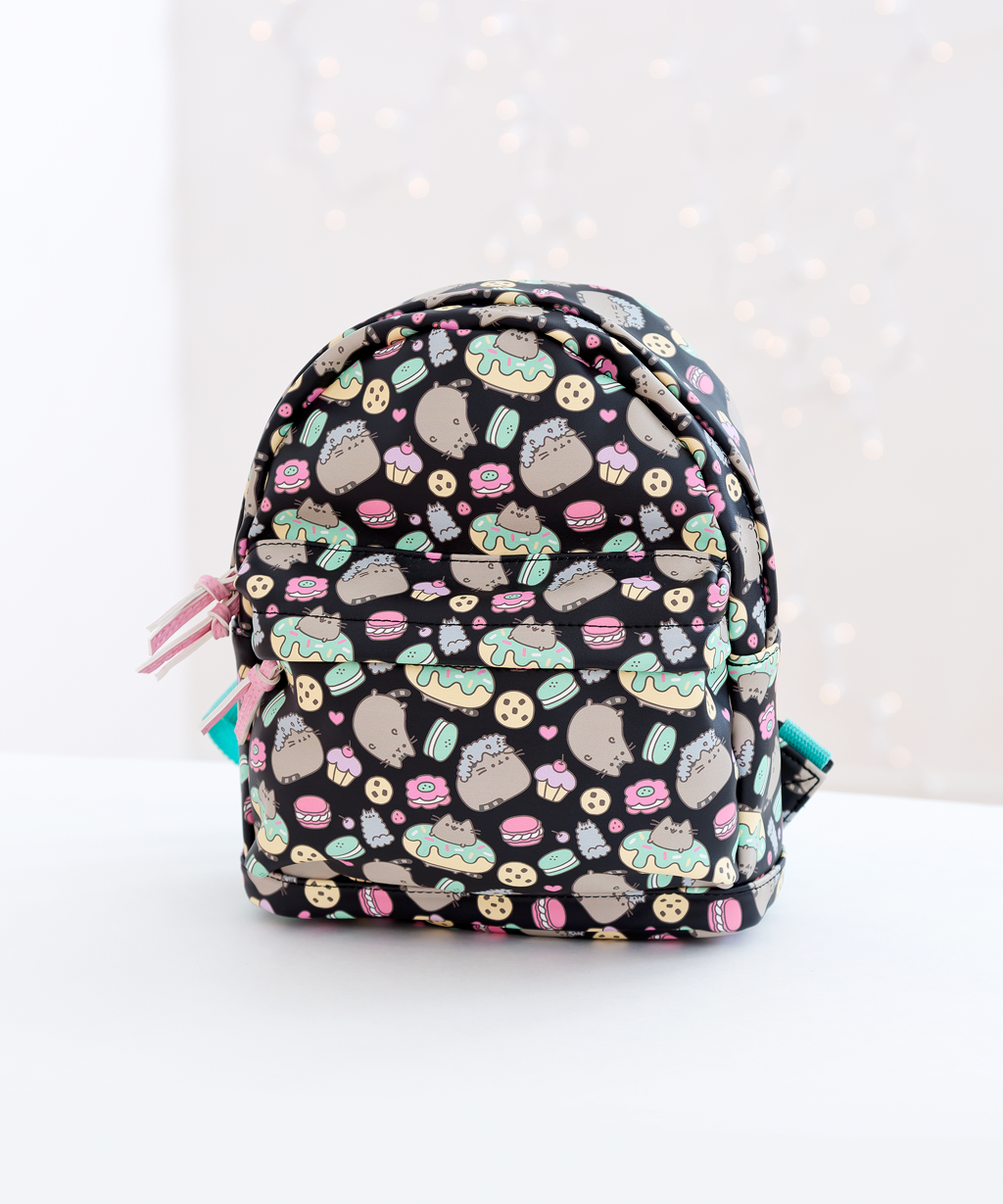 704403ac75f6 Pusheen Sweets Mini Backpack