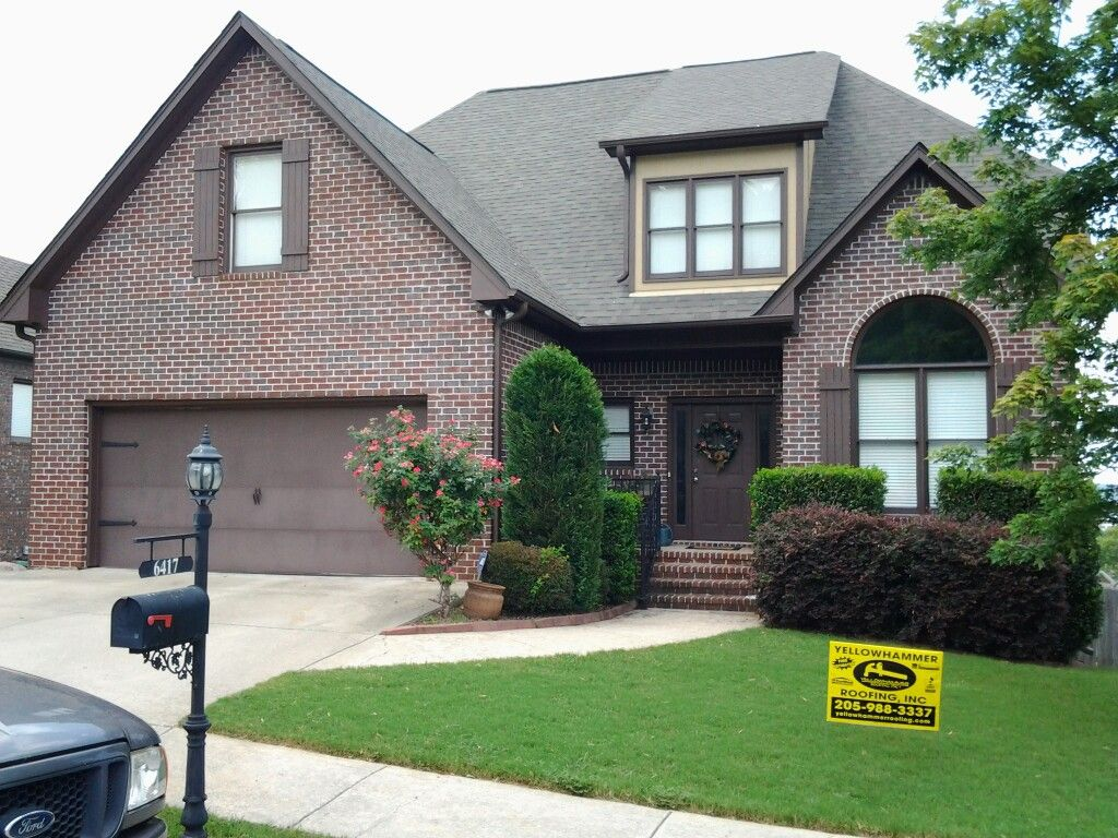 Yellowhammer Roofing Inc 855 217 8887 Www Yellowhammerroofing Com We Are The Calm After The Storm Located In Athens Birmingham Au House Styles Calm After The Storm After The Storm