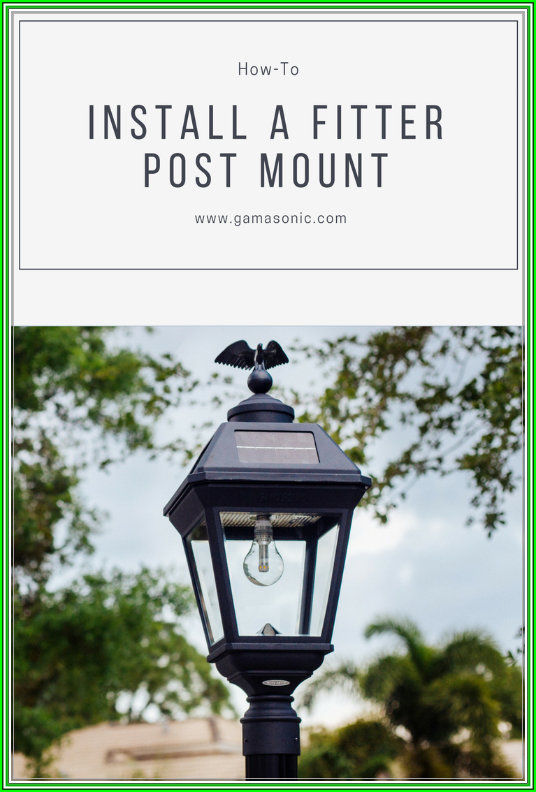 Save More Energy With These Solar Energy Tips Solar Post Lights Lamp Post Solar Energy Diy