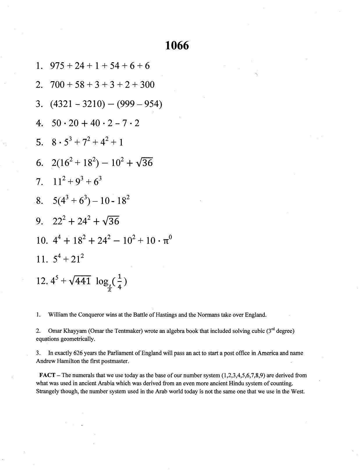 5 Accomplished Simplifying Radical Expressions Worksheet