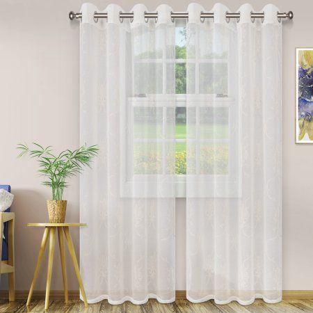 Sheer Curtains Curtain Panels