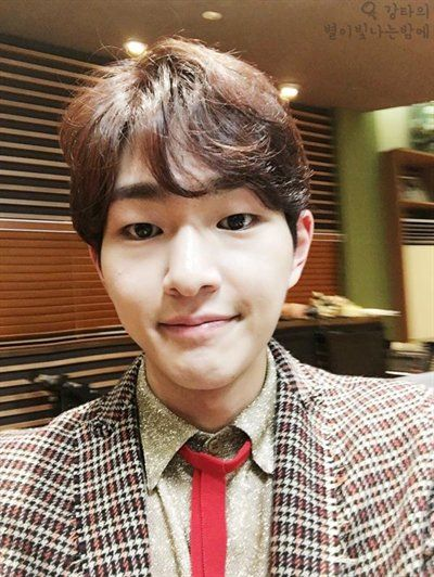 161013 #SHINee #샤이니 (Kangta's Starry Night Radio site update)