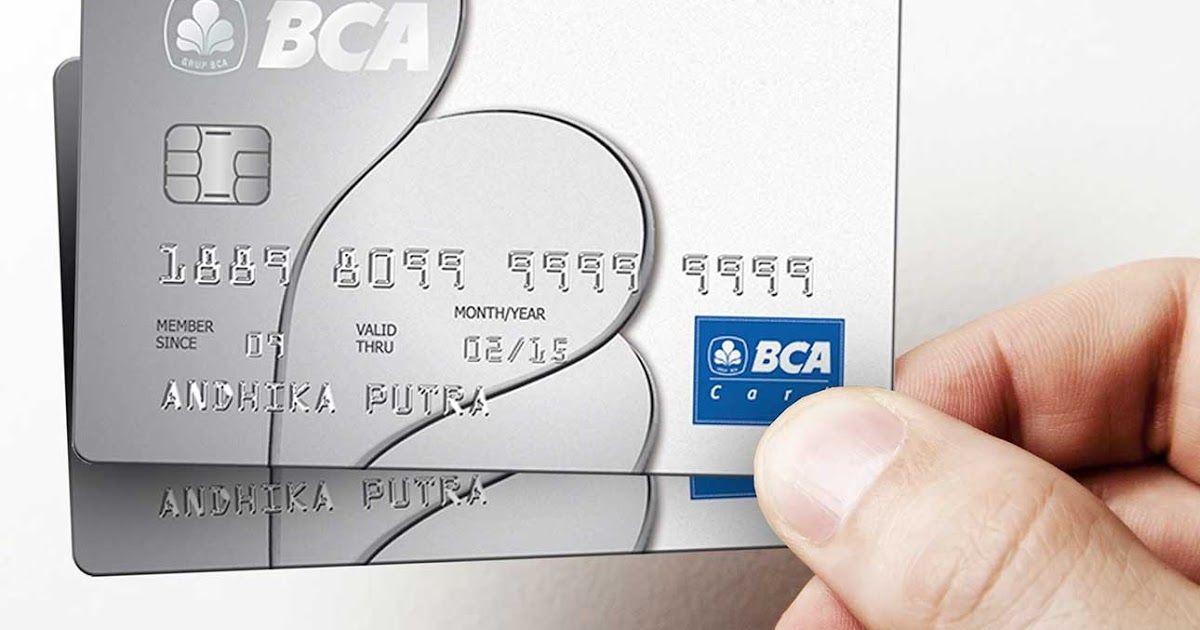 Cara Mudah Mengubah Tagihan Kartu Kredit Bca Menjadi Cicilan Di 2020 Kartu Kredit Kartu
